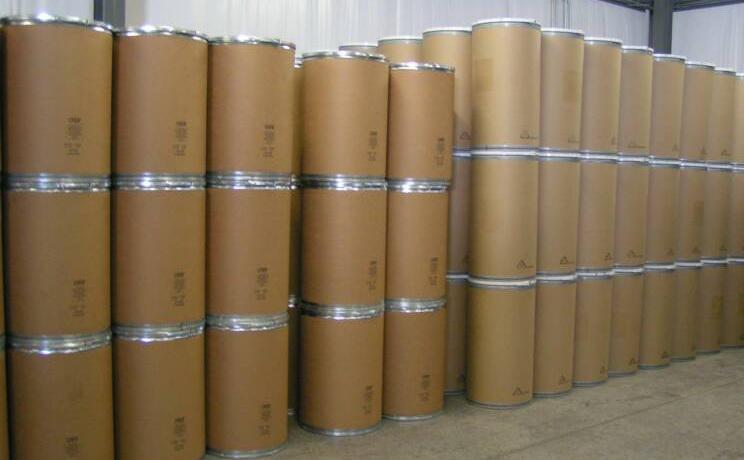Brown Fiber Barrels