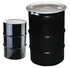 Black Close Top Drums